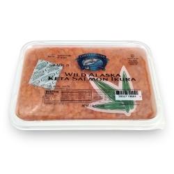 Красная икра кеты Copper River 2 сорт (1 кг)