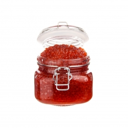 Красная икра кижуча Премиум (500 гр.)