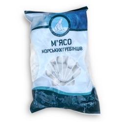 Морские гребешки 10-20 Polar (1 кг)