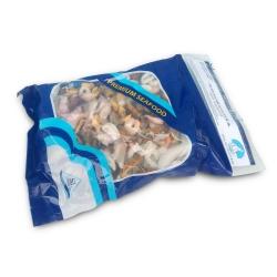 Морской коктейль 6-компонентный (1 кг) Polar Seafood