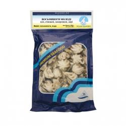 Осьминоги мини свежемороженые 61+ (1 кг)